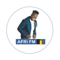 Logo of radio station Afri Fm