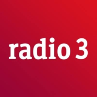 Logo of radio station RNE Radio 3