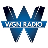 Logo of radio station WGN