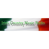 Logo of radio station Irish Country Music Radio