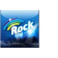 Logo of radio station Radio Regenbogen Rock