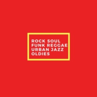 Logo de la radio Rock Soul Funk Reggae Urban Jazz Oldies WEBRADIO