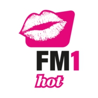 Logo of radio station FM1 Hot