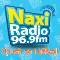 Logo of radio station Naxi Radio 96.9