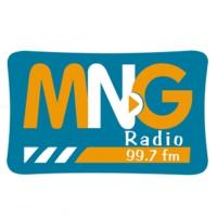 Logo de la radio MNG RADIO 99.7 FM