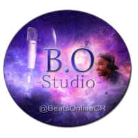 Logo of radio station B.O Studio Radio