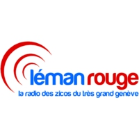 Logo of radio station Léman Rouge