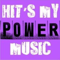 Logo of radio station Hit's My Music Power