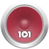 Logo of radio station 101.ru - U2
