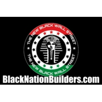 Logo de la radio Black Nation Builders