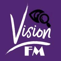 Logo de la radio VISION FM GHANA