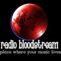 Logo of radio station Bloodstream Radio