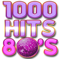 Logo of radio station 1000 HITS 80s