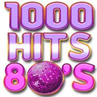 Logo de la radio 1000 HITS 80s