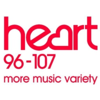 Logo of radio station Heart Cornwall
