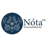 Logo of radio station Nóta FM