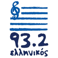 Logo of radio station Ελληνικός FM