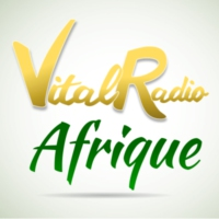 Logo of radio station Vital Radio Afrique