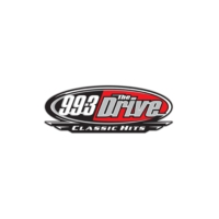 Logo of radio station 99.3 The Drive
