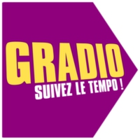 Logo of radio station GRadio