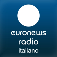 Logo of radio station euronews radio italiano