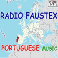 Logo of radio station RADIO FAUSTEX PORTUGUESE MUSIC