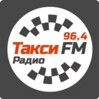 Logo of radio station Такси FM