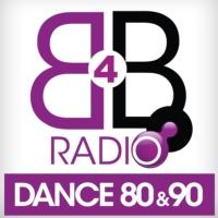 Logo of radio station B4B Radio Funk Disco 80s