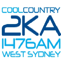 Logo of radio station Cool Country 2KA - Sydney Australia