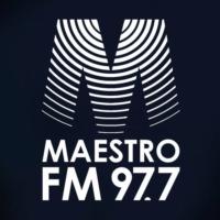 Logo of radio station Maestro FM 97.7