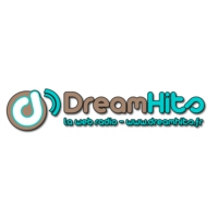 Logo of radio station DreamHits Radio