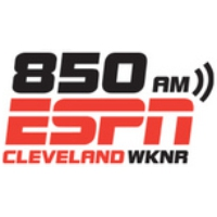 Logo of radio station WKNR Sportstalk 850 AM