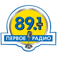 Logo of radio station Первое радио 89.1
