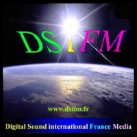 Logo de la radio DSiFM ze Niou Radio Pop-Rock