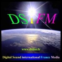 Logo de la radio DSiFM ze Niou Radio Pop-Rock