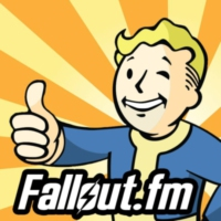 Logo of radio station Fallout.FM - Fallout 3 Galaxy News Radio