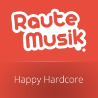 Logo of radio station RauteMusik - HappyHardcore