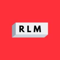 Logo of radio station RLM