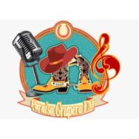 Logo de la radio Paraiso Grupero FM