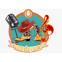 Logo of radio station Paraiso Grupero FM