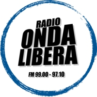 Logo of radio station Onda Libera 97.1 FM