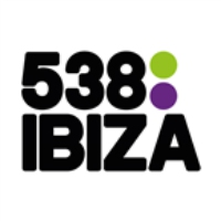 Logo of radio station 538 Ibiza