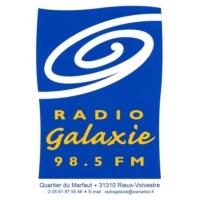 Logo de la radio Radio Galaxie 98.5 FM