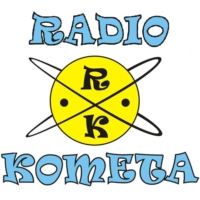 Logo of radio station Radio Kometa