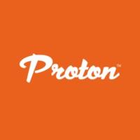 Logo of radio station Proton Radio