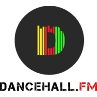 Logo of radio station Dancehall FM