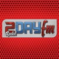 Logo of radio station 2day FM