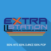 Logo of radio station ExtraStation