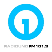Logo of radio station Uno 101.3 FM