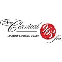 Logo de la radio CFMZ The New Classical 96.3 FM